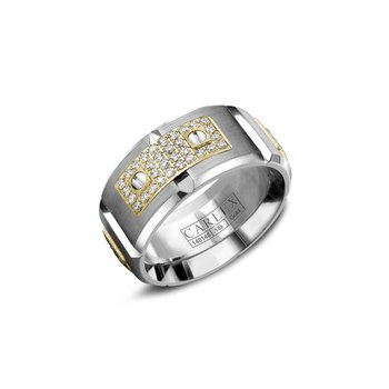 Carlex Generation 2 Ladies Fashion Ring WB-9799YW-S6