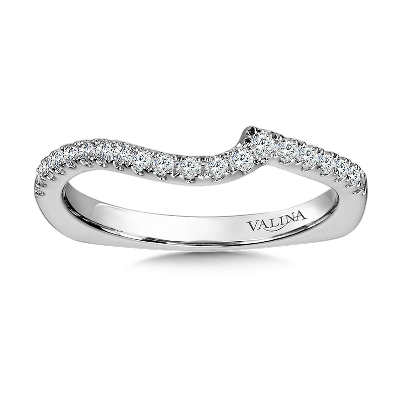 Valina Wedding Band (0.21 ct. tw.)
