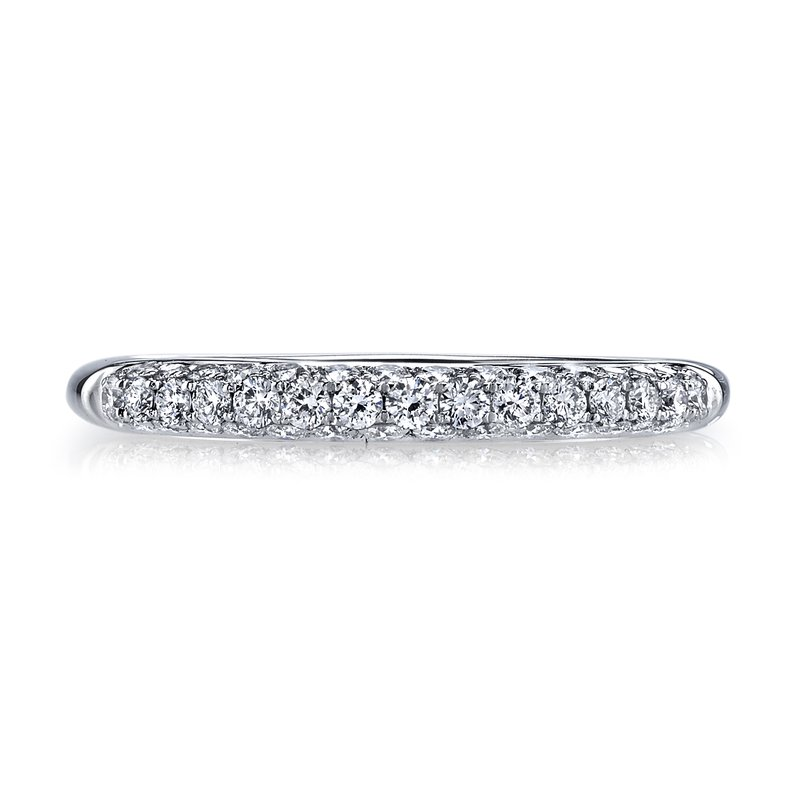 MARS Jewelry Diamond Women's Wedding Band 0.50 ct tw