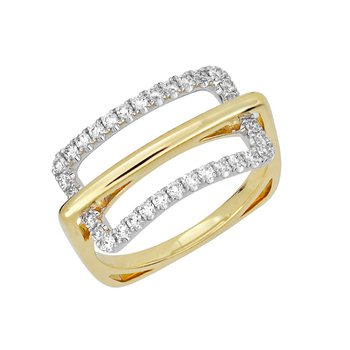 Diamond Fashion Ring - FDR13955YW