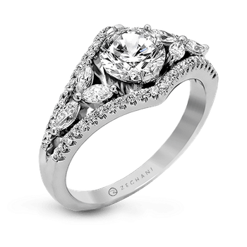 ZR121 ENGAGEMENT RING