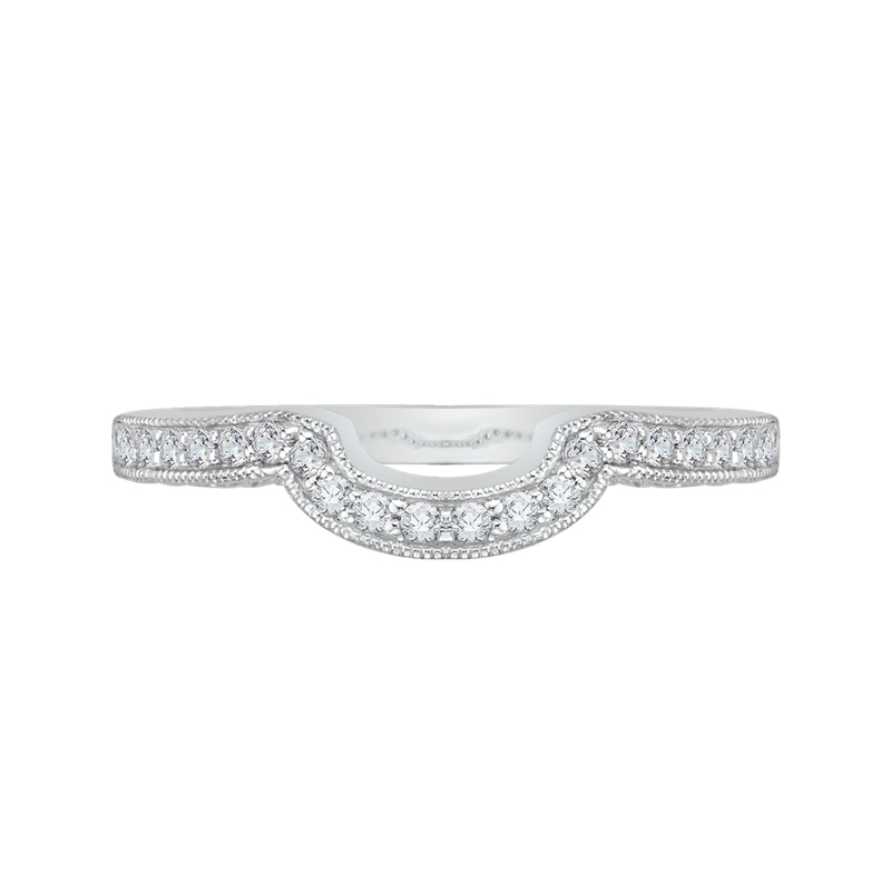 Promezza Round Diamond Wedding Band