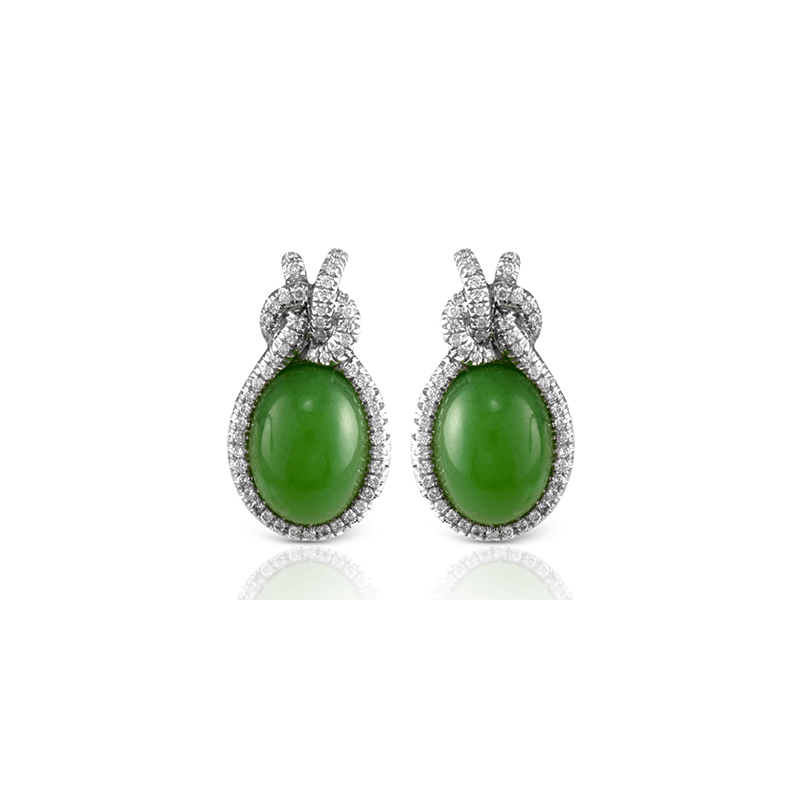 Zeghani ZE315 COLOR EARRING