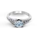 Zeghani ZR1034 WEDDING SET