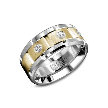 Carlex Generation 1 Mens Ring WB-9211YW