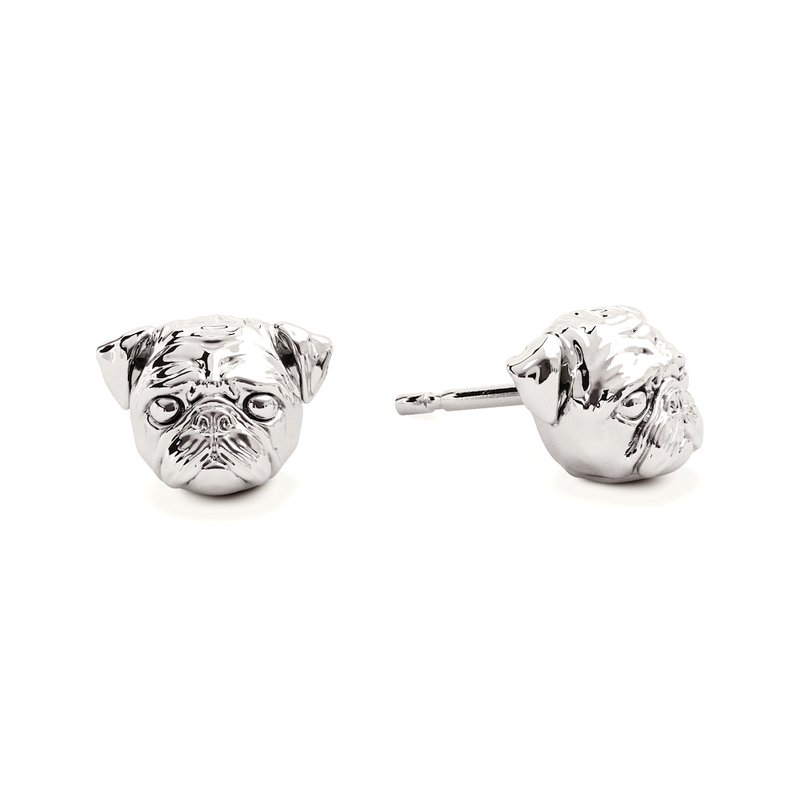 Dog Fever PUG EARRINGS