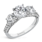 Simon G LR2838 ENGAGEMENT RING