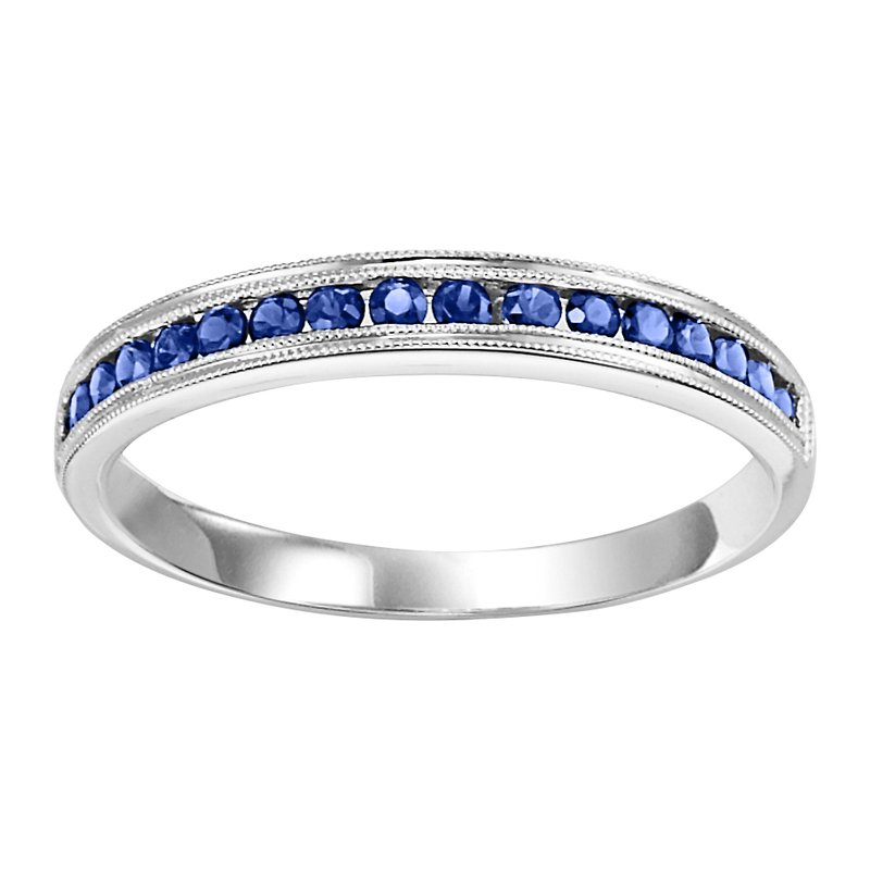 Mixables 10K Sapphire Mixable Ring
