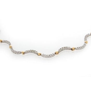FULL CUT DIAMOND NECKLACE