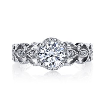 MARS 25987 Diamond Engagement Ring 0.28 ct tw
