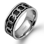 Simon G MR1978 MEN RING