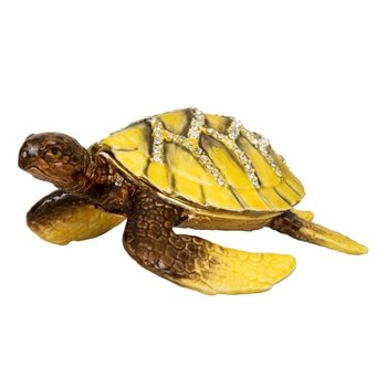 Yellow Sun Turtle