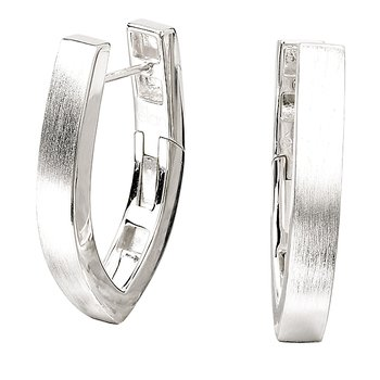 Ladies Fashion Hoop Earrings