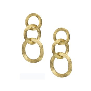 Jaipur Link Gold Drop Earrings