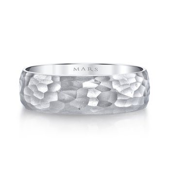 MARS Jewelry - Wedding Band G139