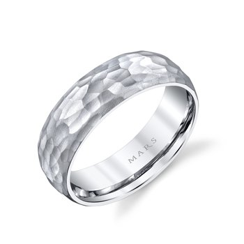 MARS G139 Men's Wedding Band