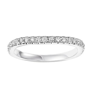 14K Diamond Band 3/8 ctw