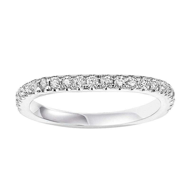 Bridal Bells 14K Diamond Band 3/8 ctw