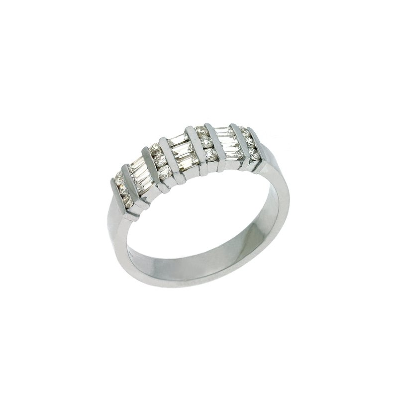 S. Kashi  & Sons Diamond Ring White Gold