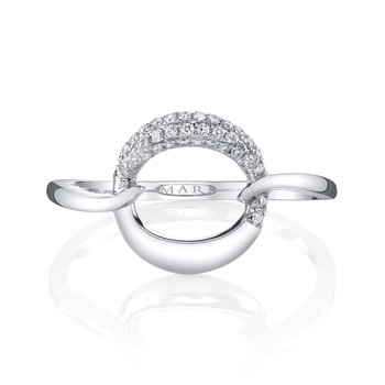 MARS 26801 Fashion Ring, 0.11 Ctw.