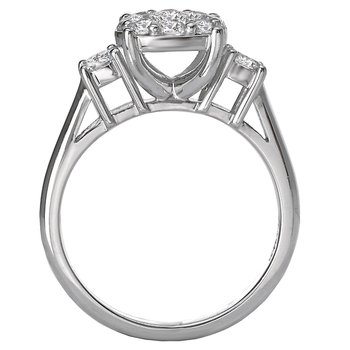 Radiance Classic Diamond Ring