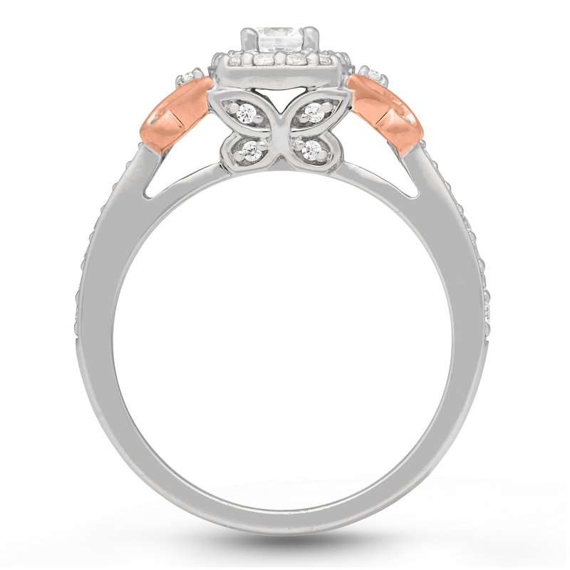 Veer Diamonds MONARCH BUTTERFLY RING