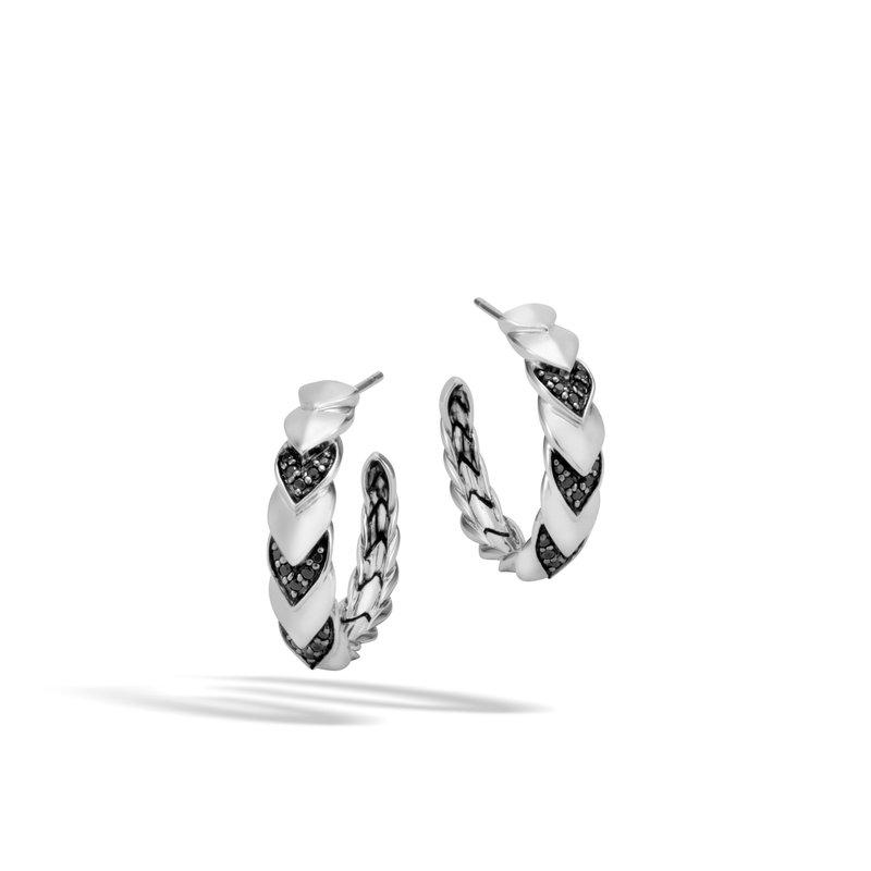 8f5f840b43c1c Adlers Jewelers: John Hardy Legends Naga Small Hoop Earring in ...