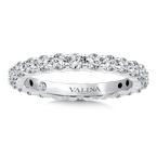 Valina Valina Eternity Band (Size 6.5) in 14K White Gold (1.29ct. tw.)
