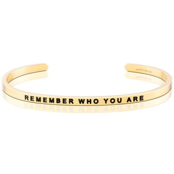 REMEBER_WHO_YOU_ARE_BRACELET_-_GOLD_-_MANTRABAND