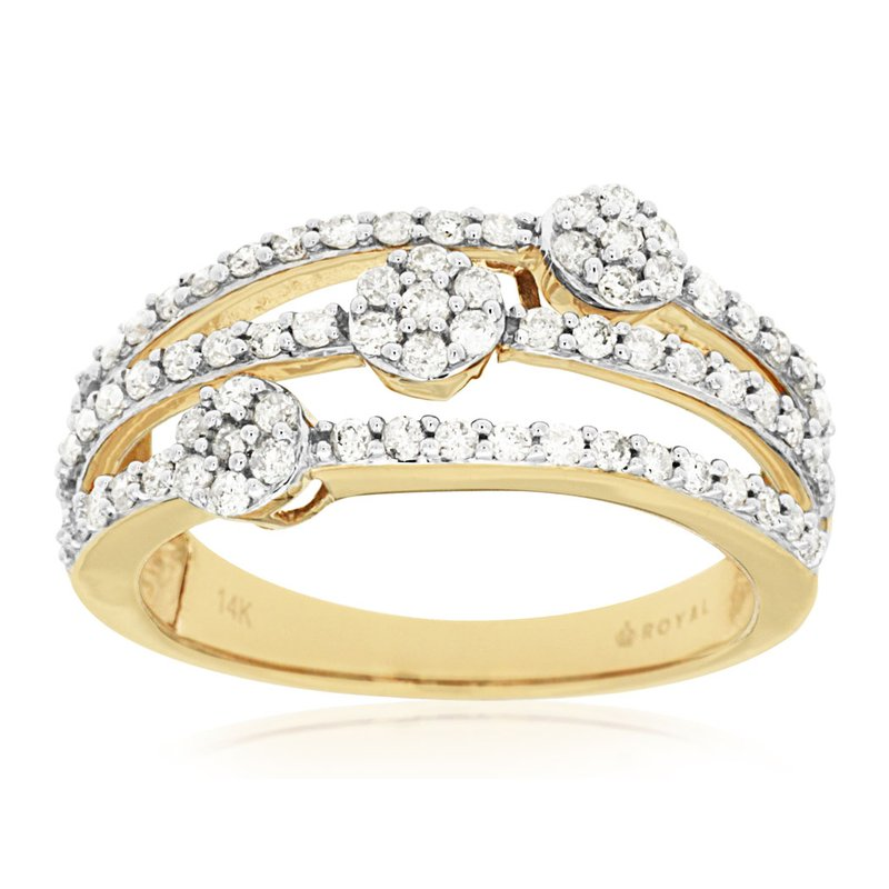 Royal Jewelry C7130D