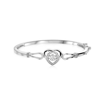Beating Heart Bangle