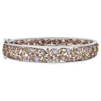 Maple Leaf Diamonds™ Tennis Bracelet