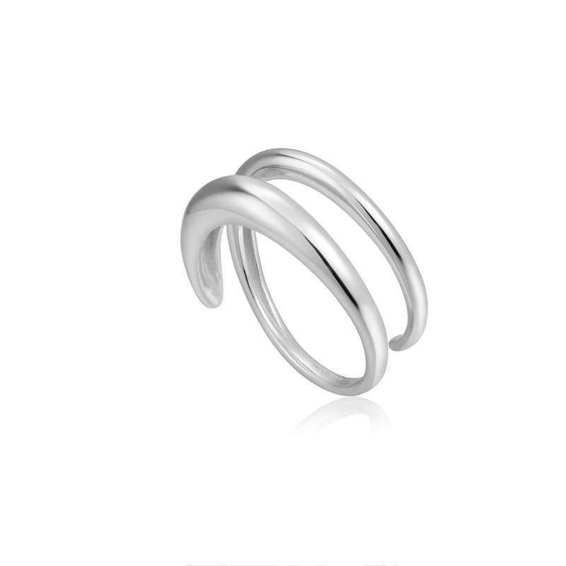 Ania Haie Luxe Twist Ring