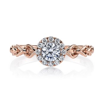 MARS Jewelry - Engagement Ring 25823
