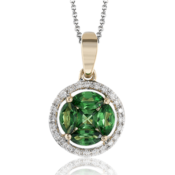ZP785 COLOR PENDANT