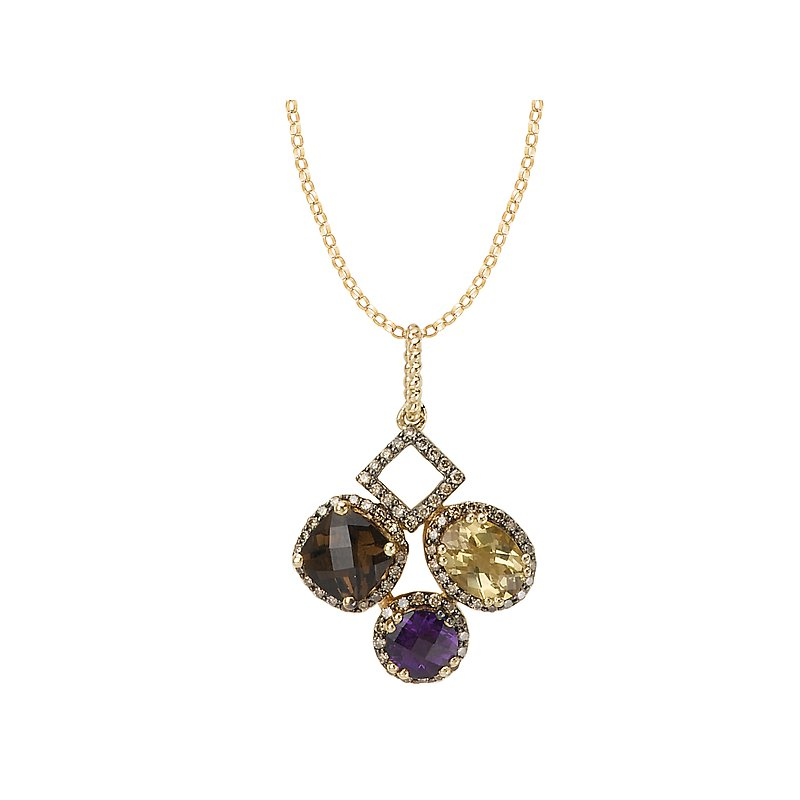 Ladies Fashion Pendant and Gemstone Pendant