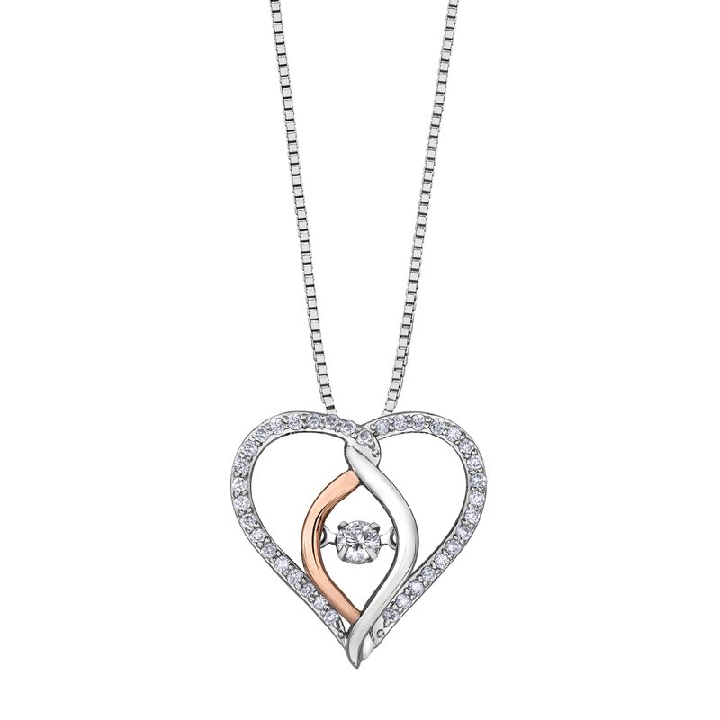 Timeless Beauty I am Canadian™ Northern Dancer™ Diamond Pendant