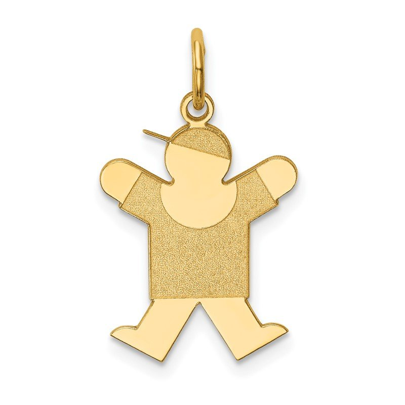 JC Sipe Essentials 14k Kid Charm