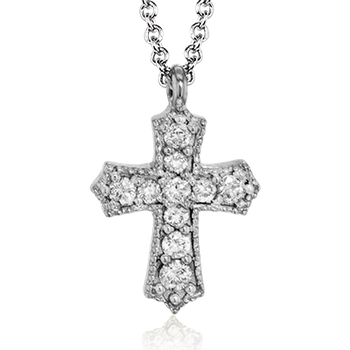 ZP863 CROSS PENDANT