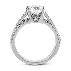 Zeghani ZR120 ENGAGEMENT RING