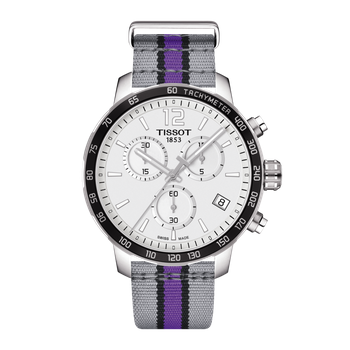 TISSOT QUICKSTER CHRONOGRAPH NBA SACRAMENTO KINGS