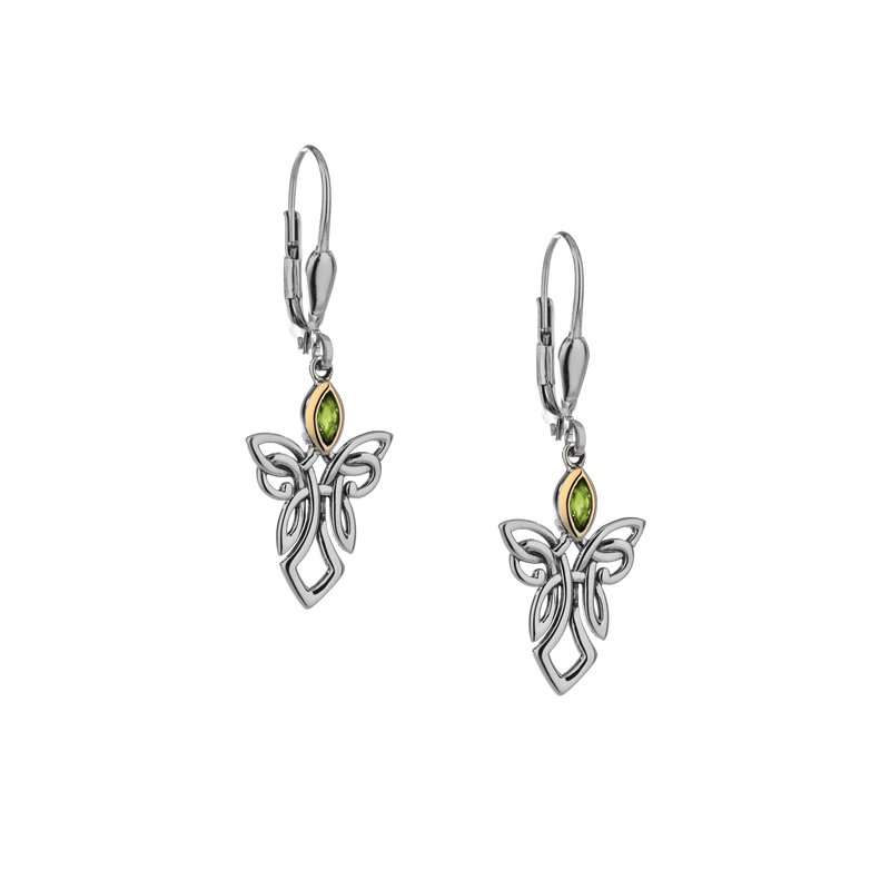 Keith Jack Guardian Angel Earrings