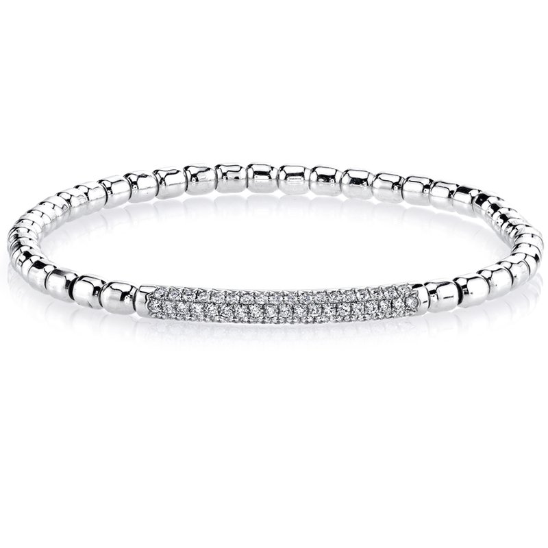 MARS Jewelry MARS 26559 Fashion Bracelet, 0.70 Ctw.