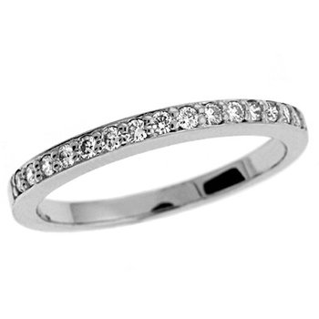 Diamond Bridal Band