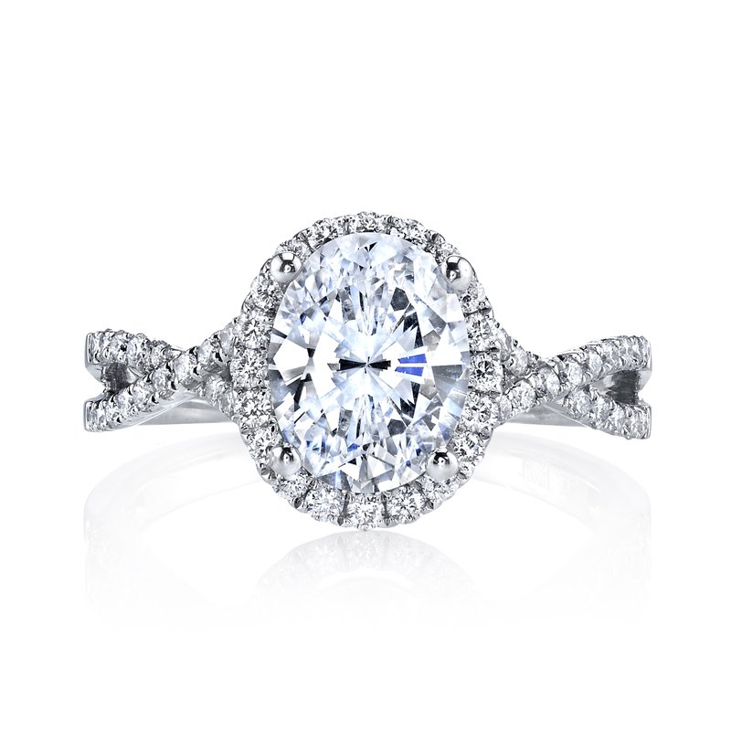 MARS Jewelry MARS 25156 Diamond Engagement Ring 0.43 ct tw