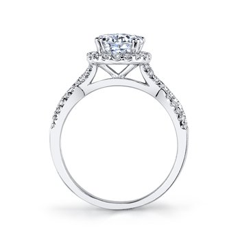 MARS Jewelry - Engagement Ring 25156