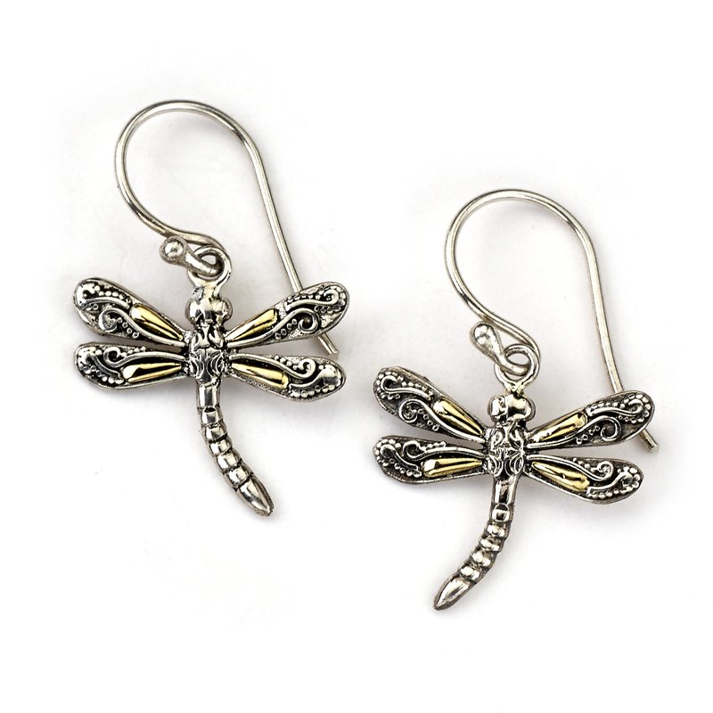 Samuel B Capung Earrings