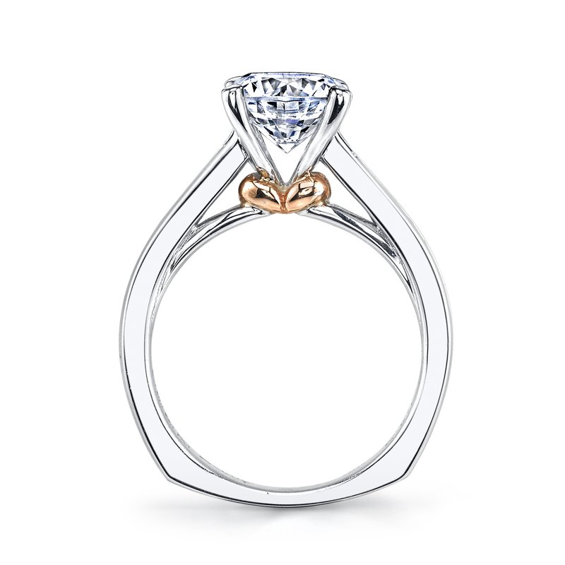 MARS Jewelry - Engagement Ring R283E-CR