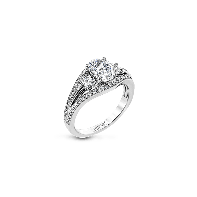 Simon G NR529 ENGAGEMENT RING