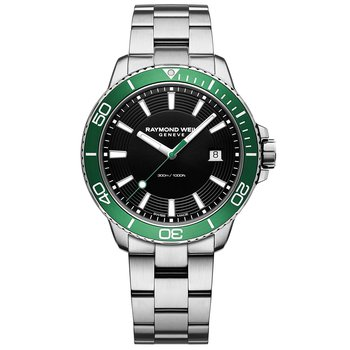 Tango 300 Green Diver Quartz Watch